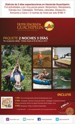 3 Days at Guachipelin!