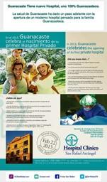 New Hospital Clínico San Rafael