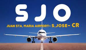 San José Airport Arrivals & Departures