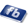 Footer Facebook icon