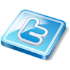 Footer Twitter icon