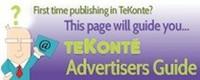 TeKonte Publishers Guide