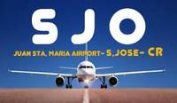Aerop. de San José: Llegadas y Salidas
