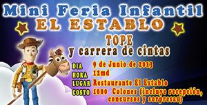 Mini Feria Infantil