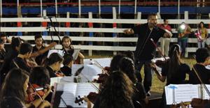 Orquesta Sinfónica niños Nicoya