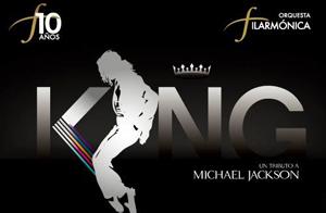 Tributo a Michael Jackson de la la Orquesta Filarmonica